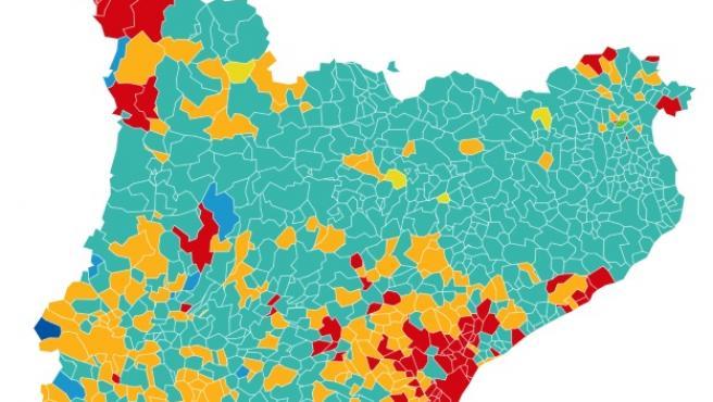 Panorama luego de las elecciones catalanas