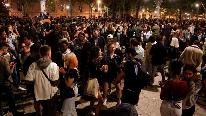 Como han sido los primeros días del fin del estado de alarma en Cataluña